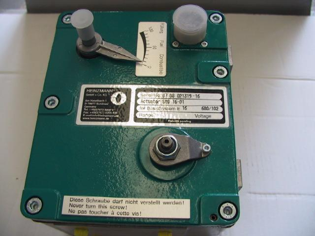 Used Marine Actuators