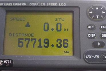 Doppler Log/Speed Log