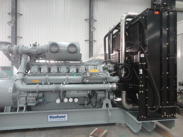 Industrial Diesel Generator Sets (50Hz) (60Hz)